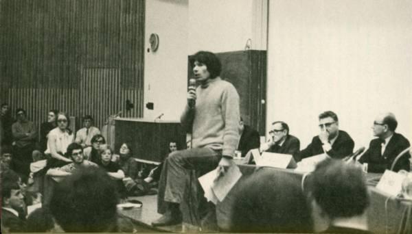 Vijftig jaar studentenactie inGent