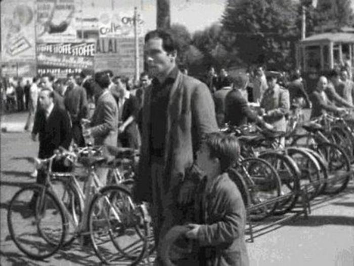 """Zeventig jaar geleden: première van """"Ladri di biciclette"""""""