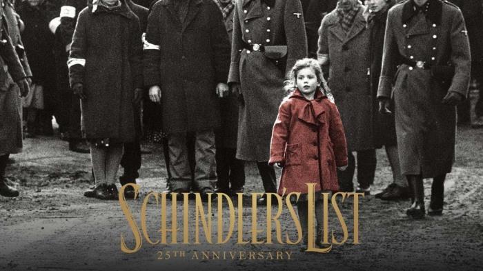 """25 jaar geleden: première van """"Schindler's list"""""""