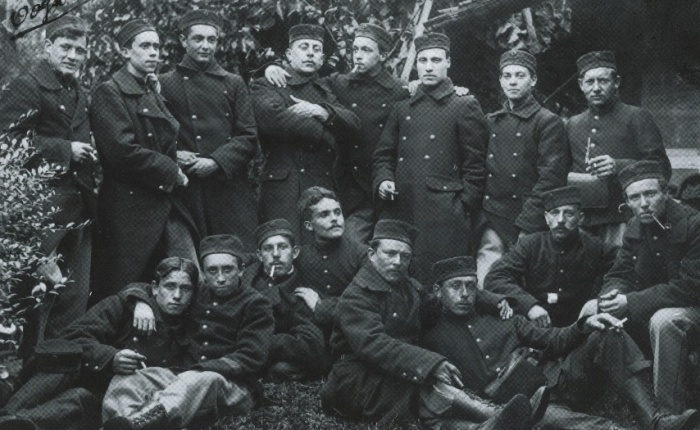 Einde van de EersteWereldoorlog