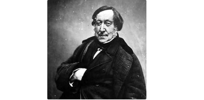 Gioacchino Rossini (1792-1868)