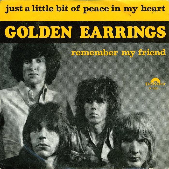 "Vijftig jaar geleden: ""Just a little bit of peace in myheart"""