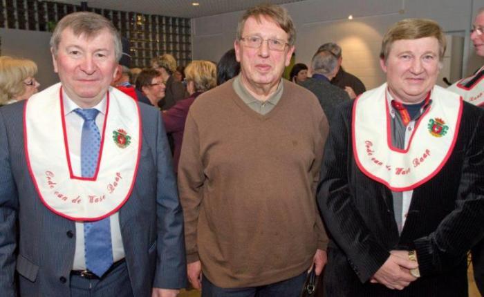 Vijf jaar geleden: Raoul De Graeve opgenomen in de Orde van de WaseRaap