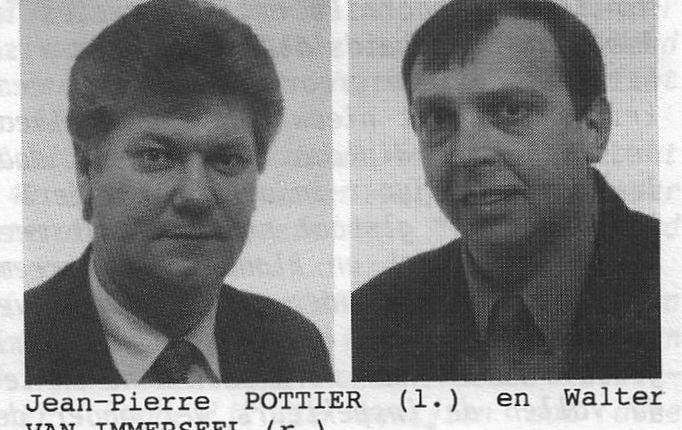 De geheimschrijvers (4): Walter Van Immerseel en Jean-PierrePottier