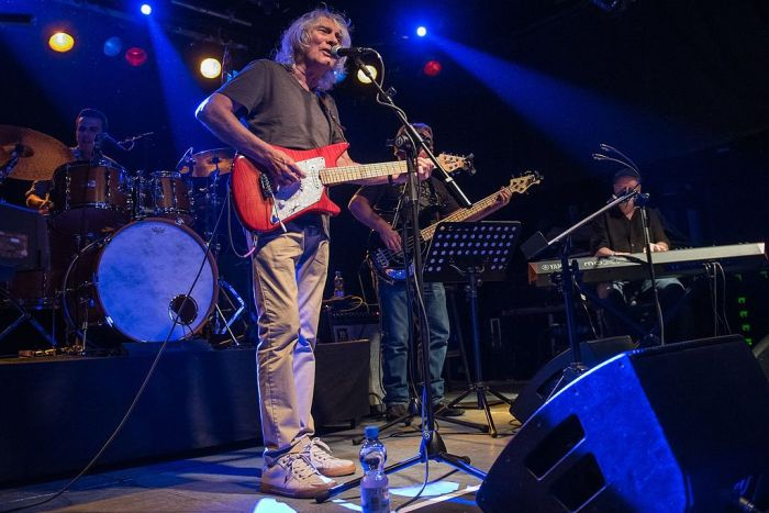 Albert Lee wordt 75…
