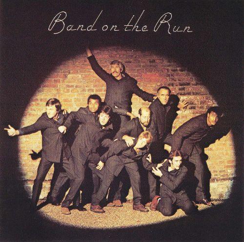 """45 jaar geleden: """"Band on the run"""" vanWings"""