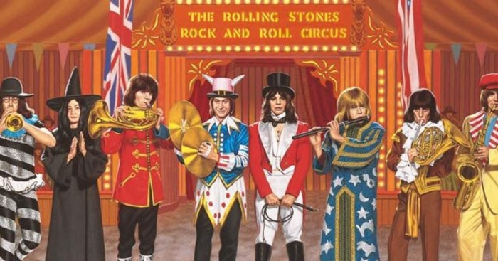 Vijftig jaar geleden: het rock'n'roll-circus van The RollingStones