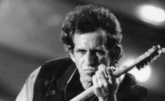 Keith Richards wordt 75…