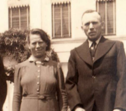Honderd jaar geleden: het huwelijk van mijngrootouders