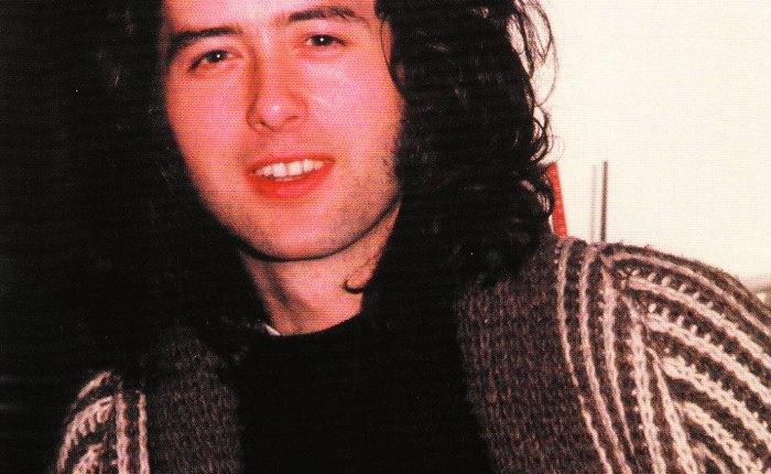 Jimmy Page wordt75…