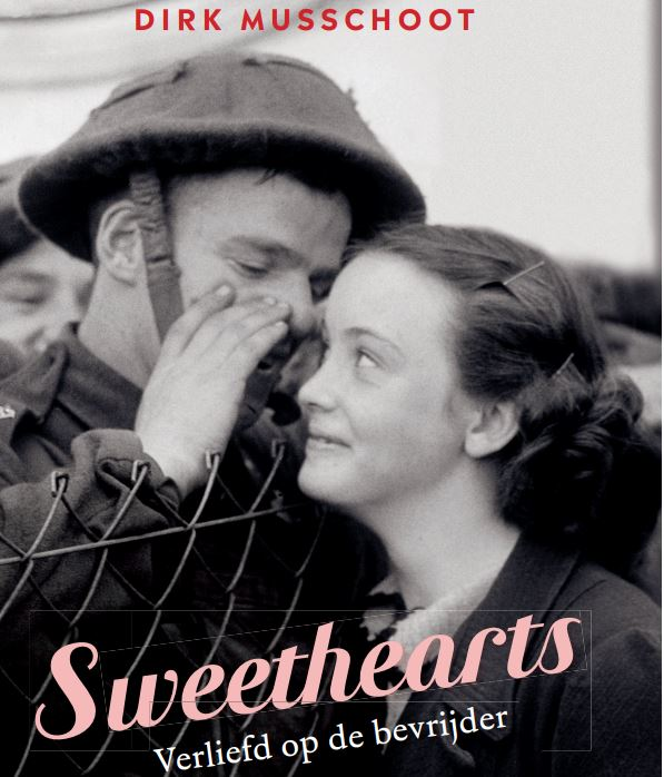"""Voorstelling nieuw boek van Dirk Musschoot: """"Sweethearts"""""""