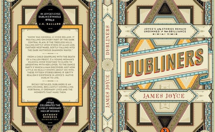 """105 jaar geleden: """"Dubliners"""" van JamesJoyce"""