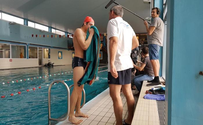 Dertig jaar geleden: zwemmen met Sport NaArbeid