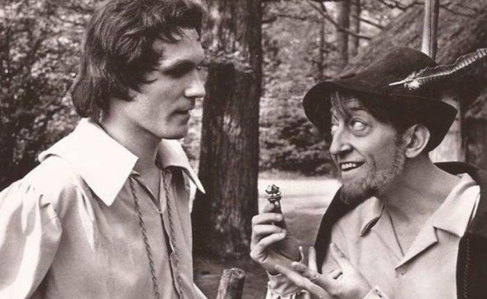 """55 jaar geleden: eerste aflevering van """"Johan en deAlverman"""""""