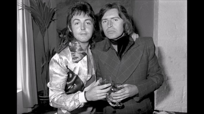 Mike McGear wordt 75…