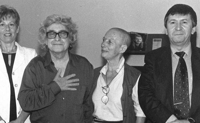 """Twintig jaar geleden: """"Een jongen uit 't Foort"""" van FransBuyens"""