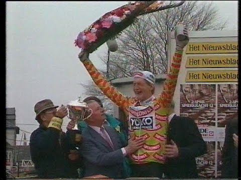 2 april 1989: Edwig Van Hooydonck wint de Ronde vanVlaanderen