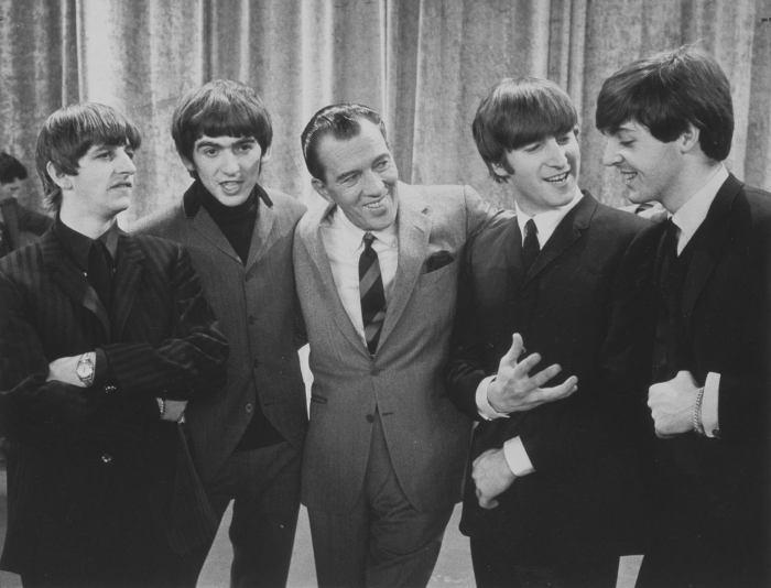 55 jaar geleden: The Beatles in The Ed SullivanShow