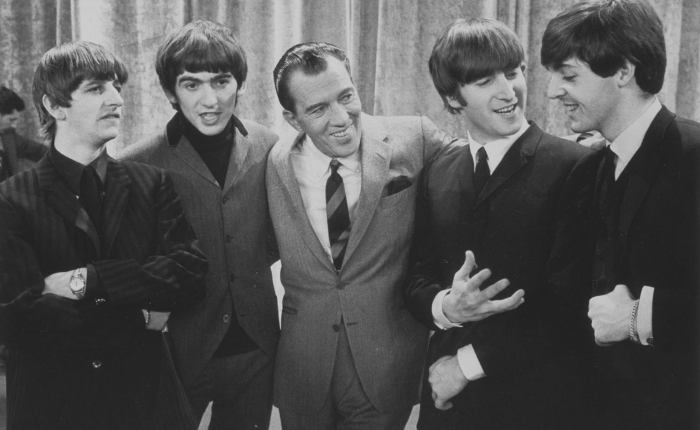 55 jaar geleden: The Beatles in The Ed Sullivan Show