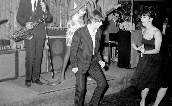 55 jaar geleden: Ringo Starr in the Peppermint Lounge
