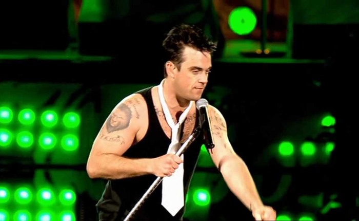 Robbie Williams wordt 45…