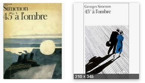 45° à l'ombre (GeorgesSimenon)