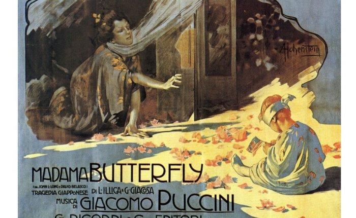 """115 jaar geleden: de oerpremière van """"Madama Butterfly"""""""