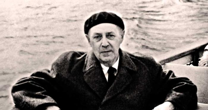 Sandor Marai (1900-1989)