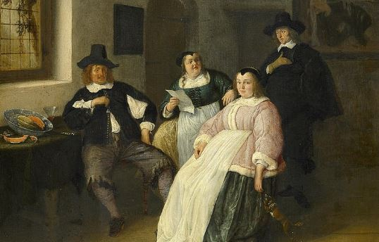 Catharina Questiers (1631-1669)