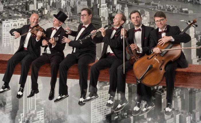 Grupetto speelt Gershwin