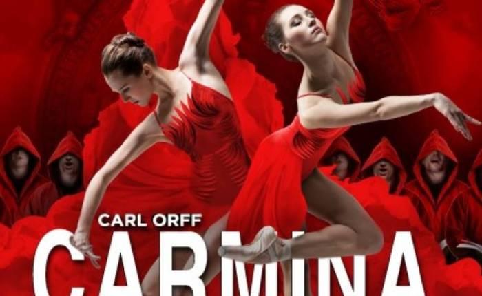 """35 jaar geleden: """"Carmina Burana"""" door het Ballet vanVlaanderen"""