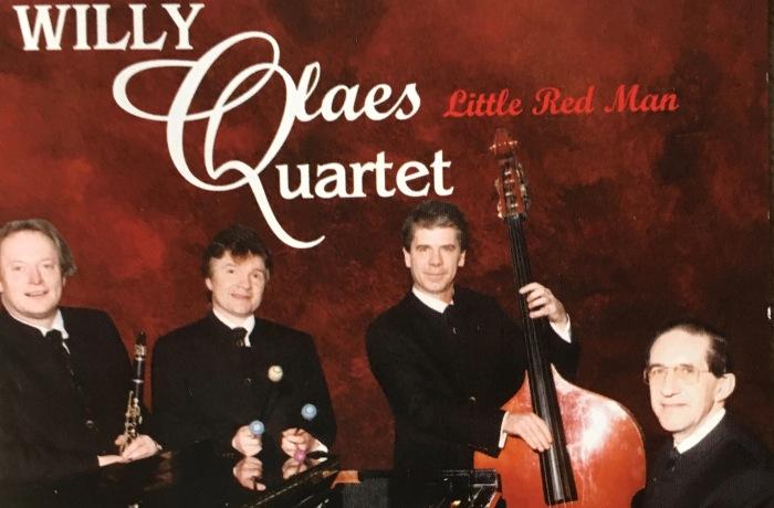 Willy Claes en zijnpiano