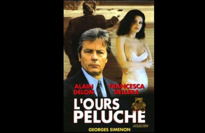 """""""L'Ours en peluche"""" van GeorgesSimenon"""