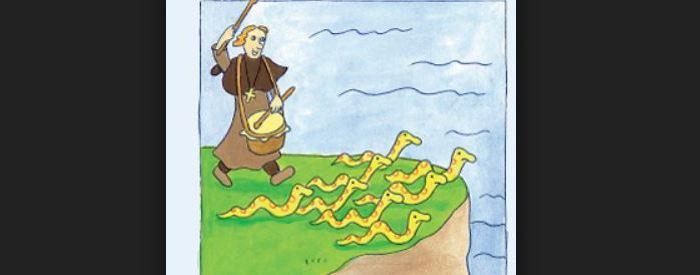 1555 jaar geleden: Saint-Patrick's day