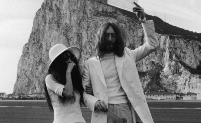 Vijftig jaar geleden: huwelijk van John Lennon en YokoOno
