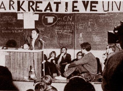 Vijftig jaar geleden: einde van de Maartrevolte aan de Gentseuniversiteit