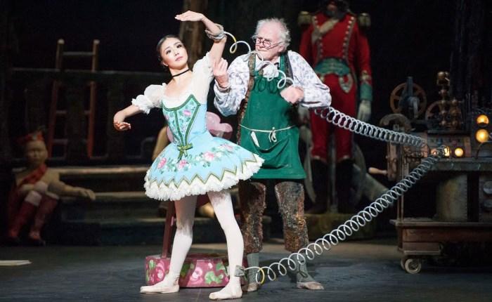 """35 jaar geleden: """"Coppélia"""" door het Ballet vanVlaanderen"""