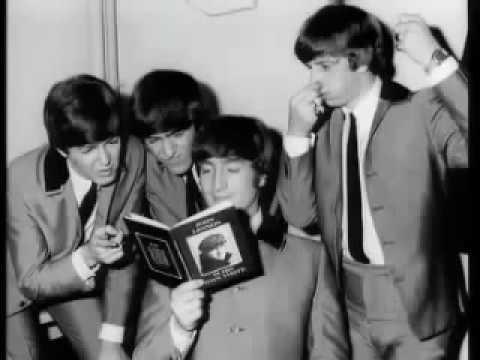 """55 jaar geleden: """"In his own write"""" van JohnLennon"""