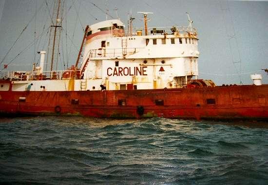 55 jaar geleden: Radio Caroline gaat in deether!