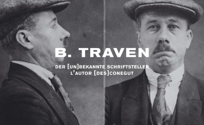 B.Traven (1890-1969)
