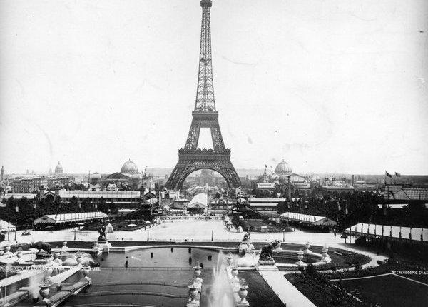 130 jaar geleden: officiële inhuldiging van deEiffeltoren