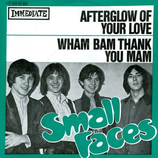 """Vijftig jaar geleden: release van """"Afterglow of yourlove"""""""