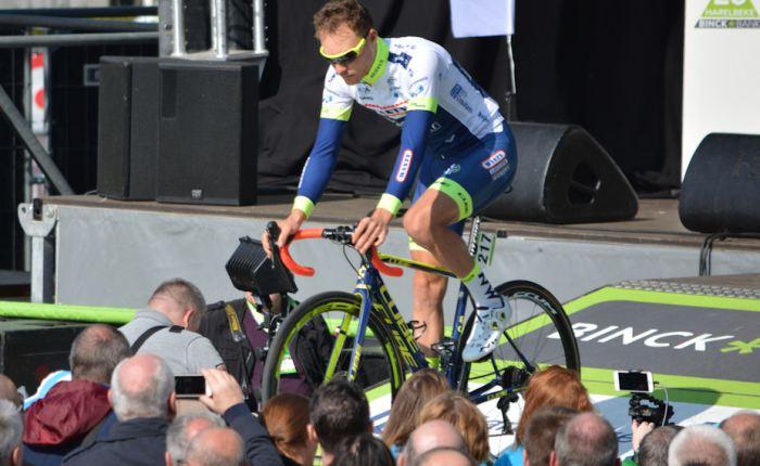 Loïc Vliegen wint de Tour deWallonie