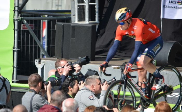 Jan Tratnik wint in de Giro