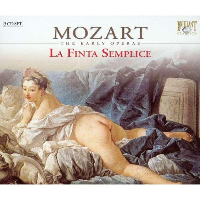"""250 jaar geleden: première van """"La finta semplice""""(Mozart)"""