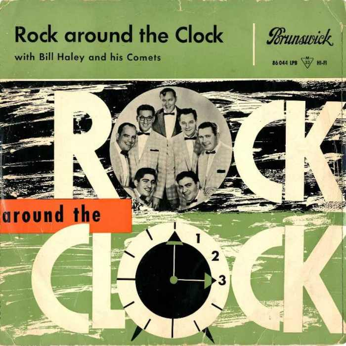 """65 jaar geleden: Bill Haley neemt """"Rock around the clock""""op"""