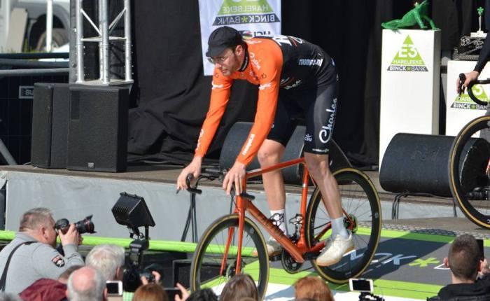 Jan-Willem van Schip wint inKnokke