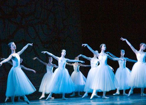 "25 jaar geleden: ""Giselle"" in de Gentseopera"