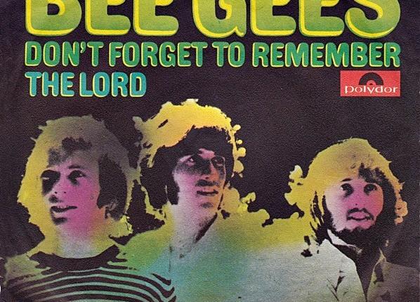 "Vijftig jaar geleden: ""Don't forget toremember"""