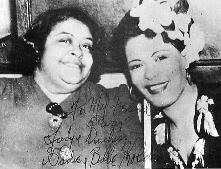 Ninety years ago: Billie Holiday (14) and her mother are arrested forprostitution